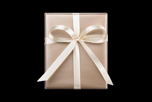 9pc Lacquer Box - Gift Wrap --- Base (pdp sku)