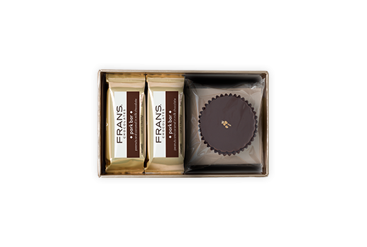 Peanut Indulgence Box - Champagne --- Base