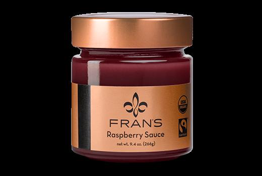 Sauce, Raspberry 2018 --- Base